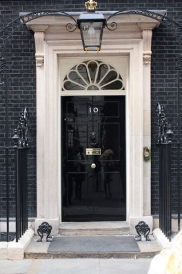 10 Downing Street London Door