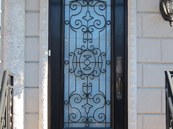 WROUGHT IRON 11