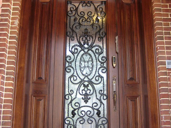 WROUGHT IRON 9